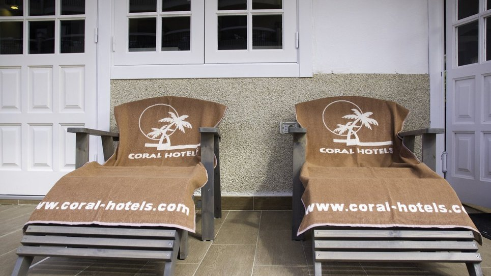 ЗОНА ОТДЫХА Hotel Coral California