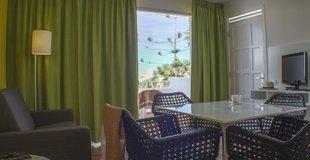 АПАРТАМЕНТЫ С СОБСТВЕННЫМ САДИКОМ Hotel Coral California